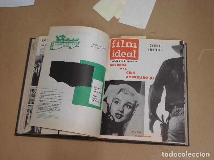 Cine: FILM IDEAL REVISTA ESPAÑOLA TOMO ENCUADERNADO DE ENERO A DICIEMBRE DE 1962 Nº 87-110 - Foto 5 - 236001390