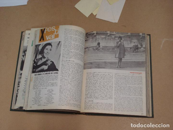 Cine: FILM IDEAL REVISTA ESPAÑOLA TOMO ENCUADERNADO DE ENERO A DICIEMBRE DE 1962 Nº 87-110 - Foto 6 - 236001390