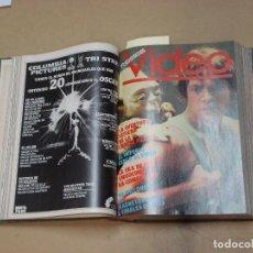 Cinéma: FOTOGRAMAS REVISTA ESPAÑOLA TOMO ENCUADERNADO ENERO DIC 1985 Nº 1704 - 1714 AÑO COMPLETO STAR WARS. Lote 236006570