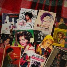 Cinéma: LOTE FOTOGRAFIAS Y RECORTES VARIOS SARA MONTIEL, N°6.. Lote 236117025