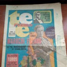 Cine: TELE PUEBLO - AÑOS 70,80. Lote 236348730