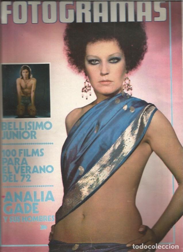 FOTOGRAMAS 1234 (Cine - Revistas - Fotogramas)
