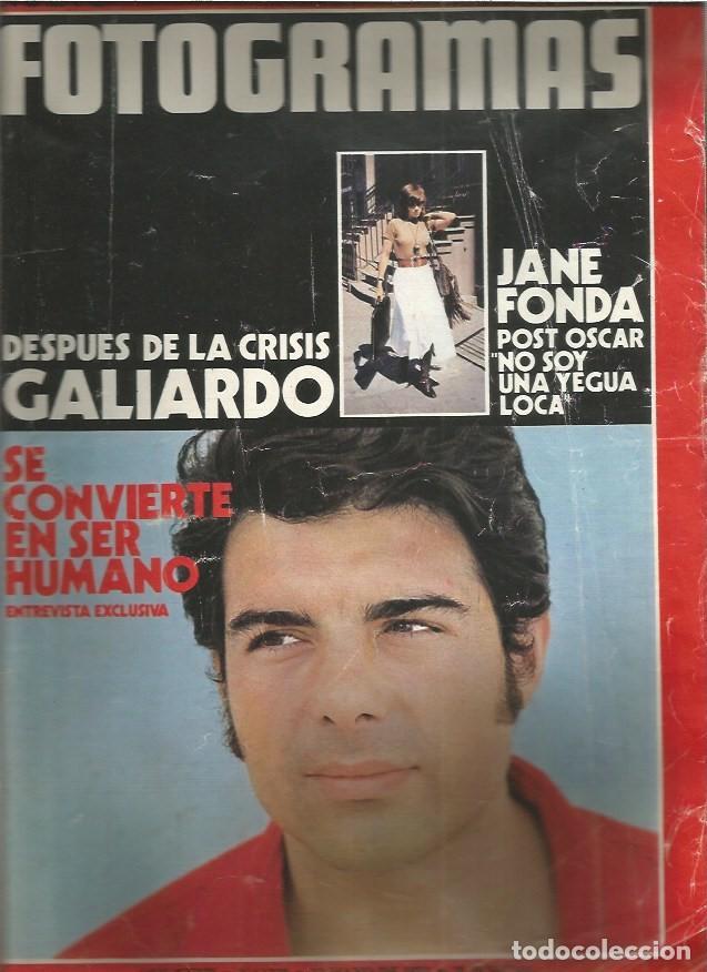 FOTOGRAMAS 1230 GALIARDO (Cine - Revistas - Fotogramas)