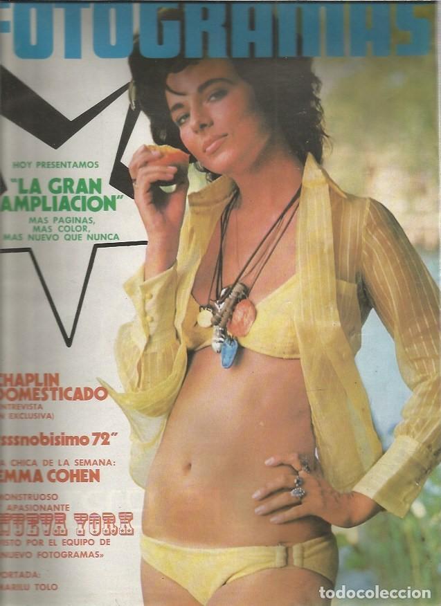 FOTOGRAMAS 1226 MARILU TOLO (Cine - Revistas - Fotogramas)