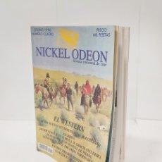 Cine: REVISTA NICKEL ODEON. EL WESTERN. NÚMERO 4 1996. Lote 236574775