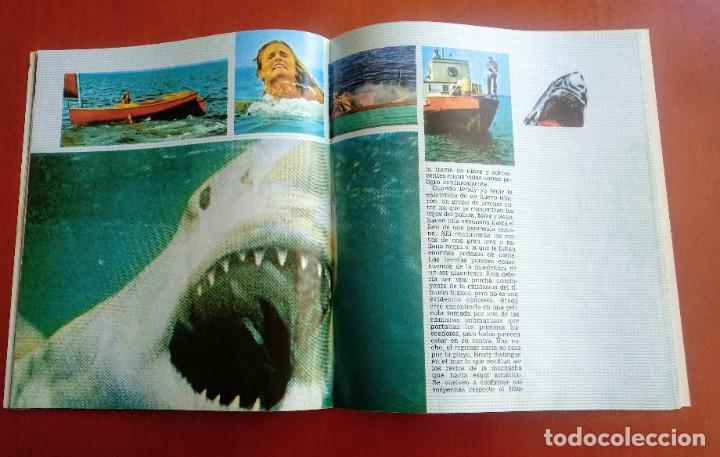 Cine: REVISTA DE CINE TIBURON 2. JAWS 2. ORIGINAL 1978.Roy Scheider, Lorraine Gary, Jeannot Szwarc - Foto 2 - 236640325