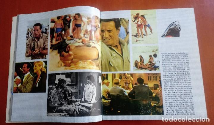 Cine: REVISTA DE CINE TIBURON 2. JAWS 2. ORIGINAL 1978.Roy Scheider, Lorraine Gary, Jeannot Szwarc - Foto 4 - 236640325