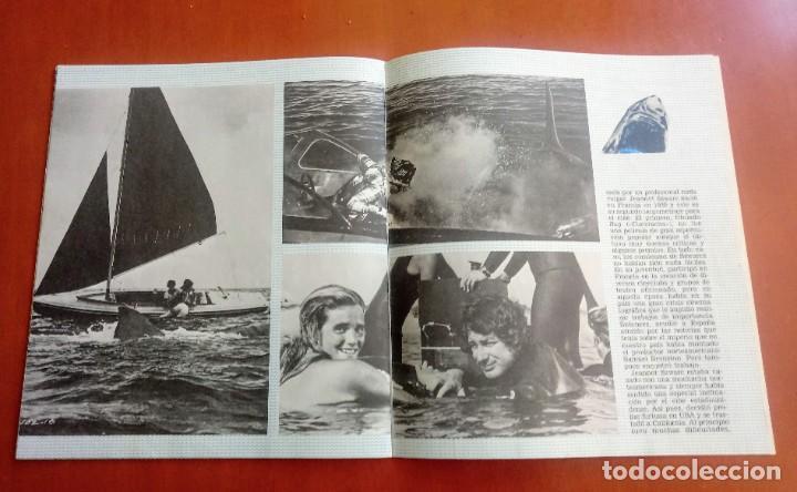 Cine: REVISTA DE CINE TIBURON 2. JAWS 2. ORIGINAL 1978.Roy Scheider, Lorraine Gary, Jeannot Szwarc - Foto 5 - 236640325