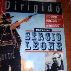 Cine: SERGIO LEONE-ESPECIAL-DIRIGIDO POR-N336-REPORTAJES INTERIORES CON FOTOS DE LAS PELICULAS DE SERGIO L. Lote 236646275