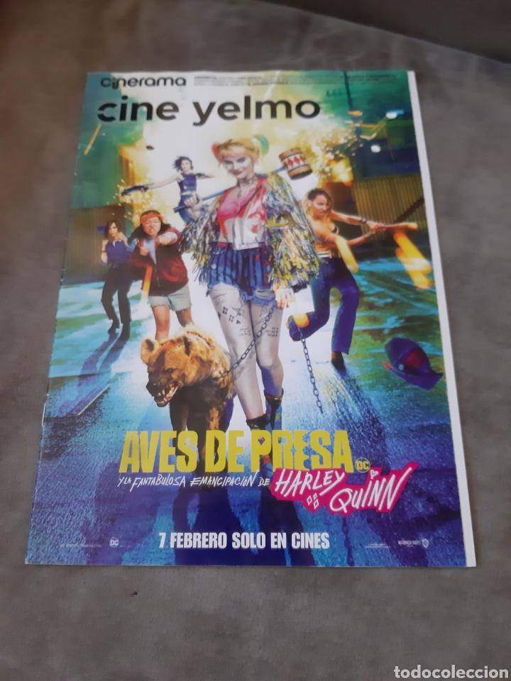 REVISTA CINERAMA, YELMO CINES, 290. FEBRERO 2.020 (Cine - Revistas - Cinerama)