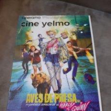 Cine: REVISTA CINERAMA, YELMO CINES, 290. FEBRERO 2.020. Lote 236903595