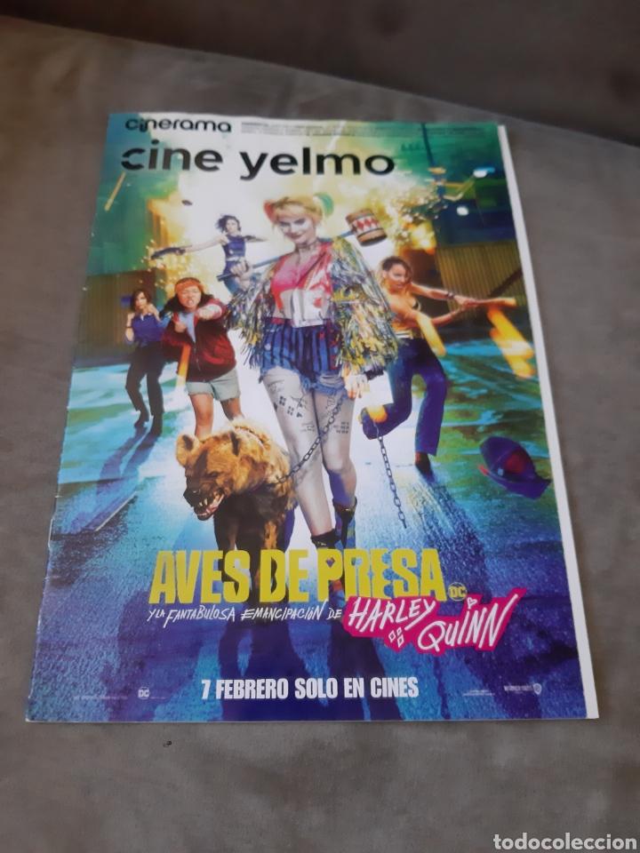 Cine: Revista Cinerama, Yelmo Cines, n° 290. Febrero 2.020 - Foto 3 - 236904100