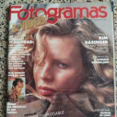 Cine: FOTOGRAMAS DICIEMBRE 1989. Lote 237078640