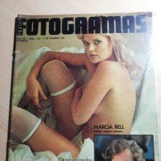 Cine: NUEVO FOTOGRAMAS Nº 1416 DICIEMBRE 1975 - MARCIA BELL (PORTADA) MICHAEL CAINE JULIETA SERRANO. Lote 237178475