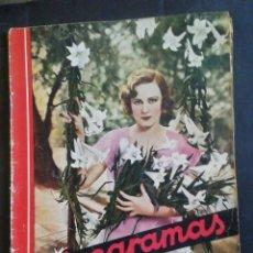 Cine: CINEGRAMAS. REVISTA. 25 AGOSTO 1935.. Lote 237466455