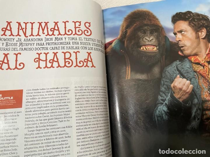 Cine: REVISTA CINERAMA ENERO 2020 TOM HANKS Will Smith Sam Mendes 1917 Las aventuras del doctor Dolittle - Foto 5 - 237761295