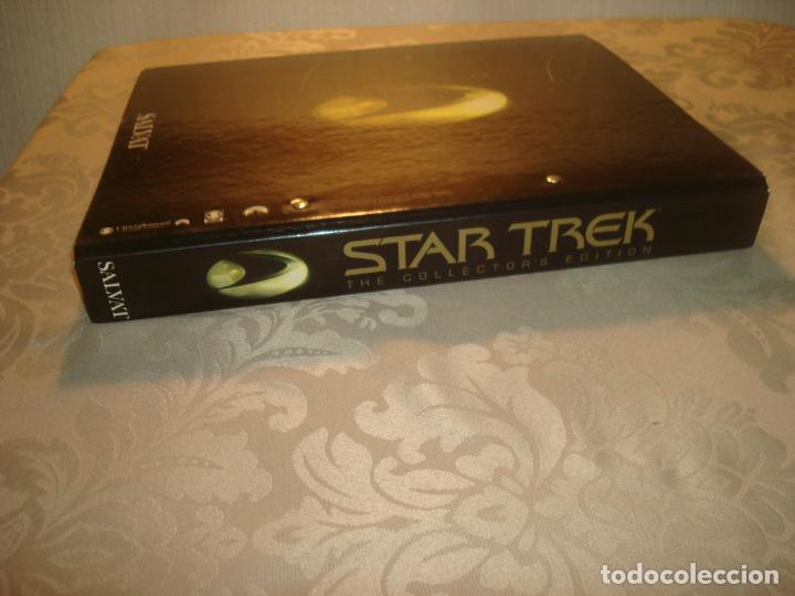 Cine: star trek nueva generacion de salvat ficheros + fichas - Foto 7 - 238503585