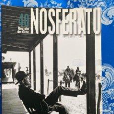 Cine: NOSFERATU REVISTA DE CINE Nº 40 EL JOVEN FORD. Lote 238596415