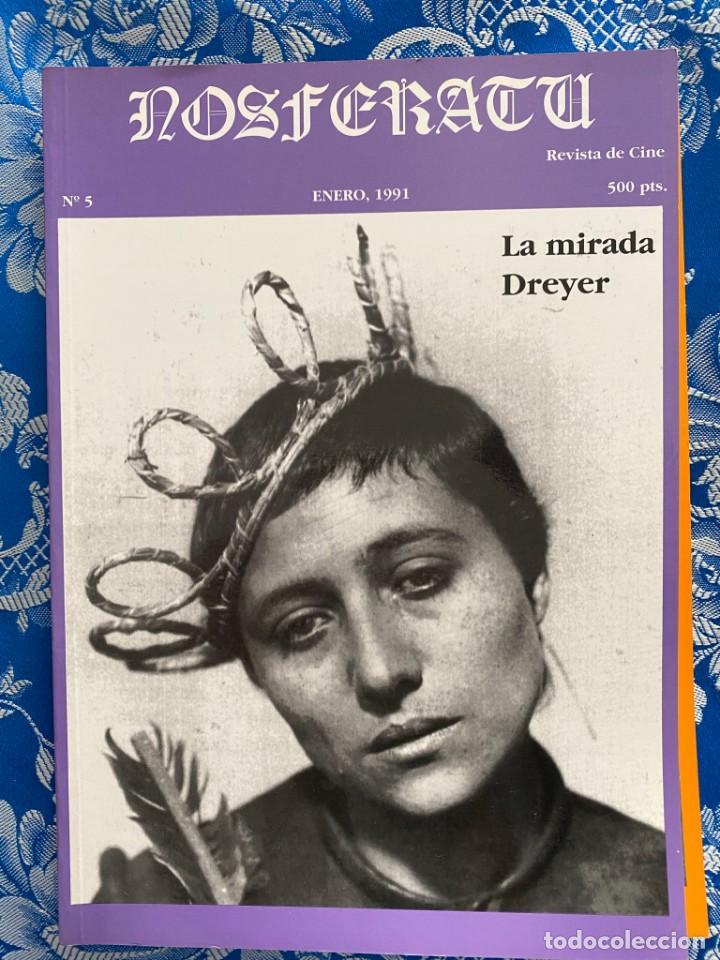 NOSFERATU REVISTA DE CINE Nº 5 LA MIRADA DREYER (Cine - Revistas - Otros)