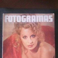 Cine: FOTOGRAMAS 1474-FEDRA LORENTE-RAQUEL WELCH-PATTY SMITH-THE BEATLES-ROXY MUCIC-MANOLO SIERRA. Lote 238733725