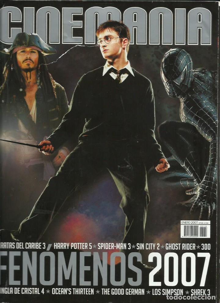 CINEMANÍA NUMERO 136 (Cine - Revistas - Cinemanía)