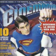 Cinema: REVISTA CINEMANIA NÚMERO 126. Lote 238810000
