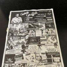 Cine: FOLLETOS DE CINESTUDIO. AÑOS 80.. Lote 239428105