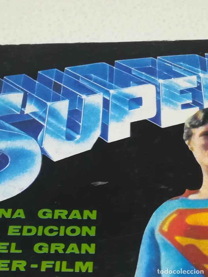 Cine: REVISTA MONOFRÁFICA SUPERMAN FILM - EDICIONES VÉRTICE - Foto 3 - 239664460