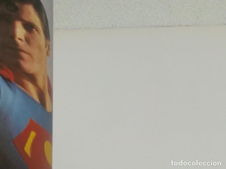 Cine: REVISTA MONOFRÁFICA SUPERMAN FILM - EDICIONES VÉRTICE - Foto 12 - 239664460