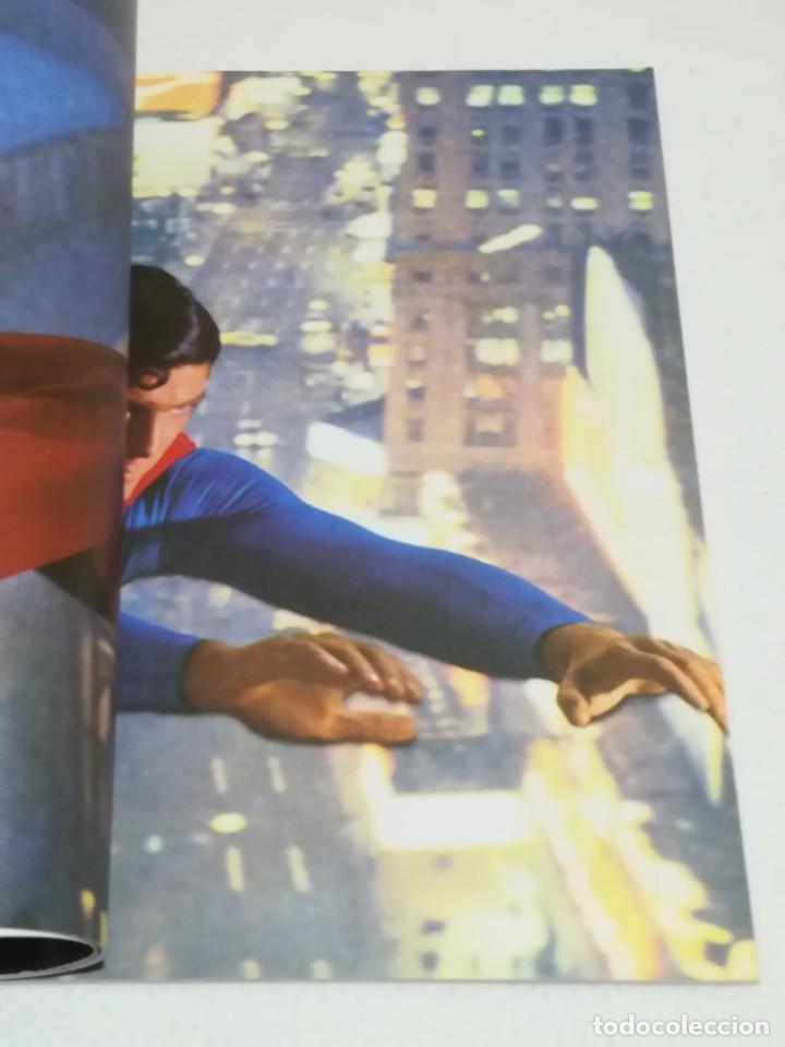 Cine: REVISTA MONOFRÁFICA SUPERMAN FILM - EDICIONES VÉRTICE - Foto 15 - 239664460