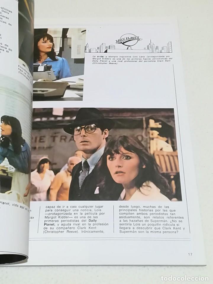 Cine: REVISTA MONOFRÁFICA SUPERMAN FILM - EDICIONES VÉRTICE - Foto 16 - 239664460