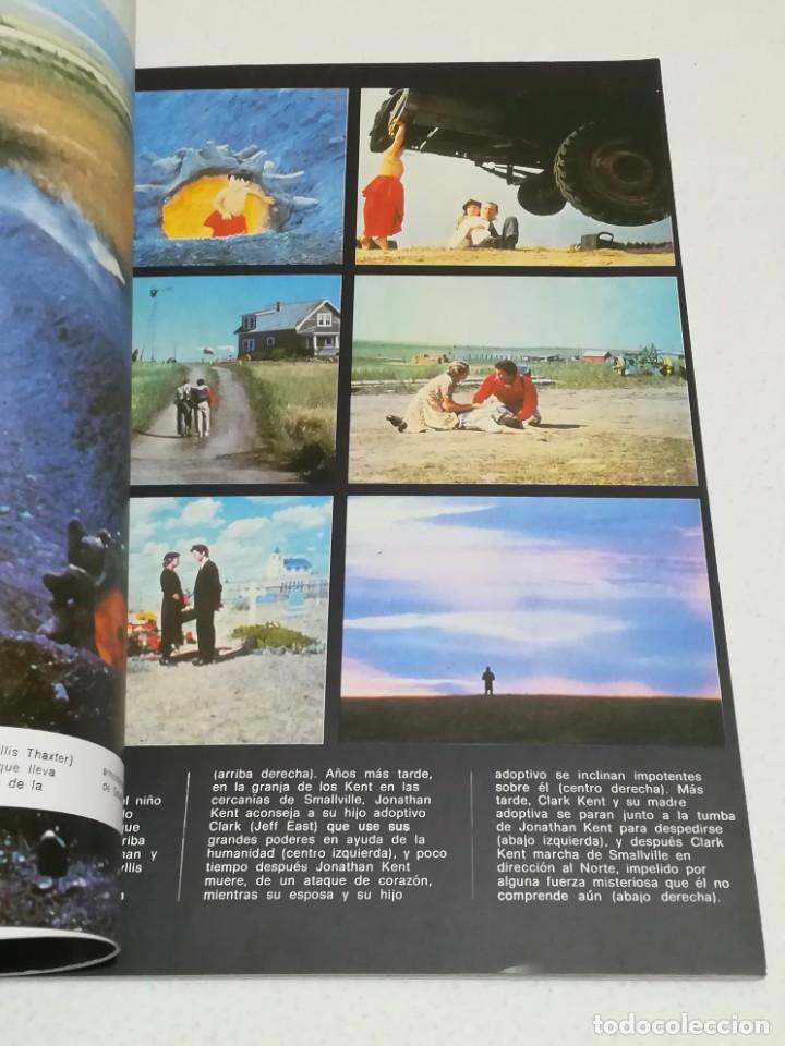Cine: REVISTA MONOFRÁFICA SUPERMAN FILM - EDICIONES VÉRTICE - Foto 18 - 239664460