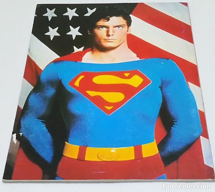 Cine: REVISTA MONOFRÁFICA SUPERMAN FILM - EDICIONES VÉRTICE - Foto 22 - 239664460