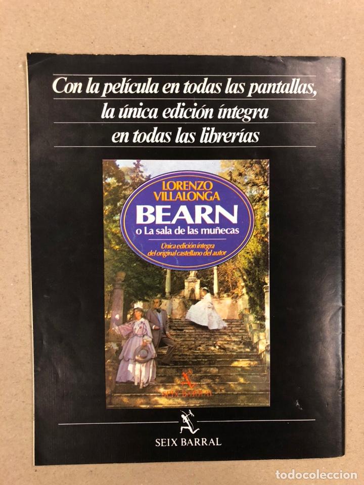 Cine: PAPELES DE CINE CASABLANCA N° 30 (1983). JERRY LEWIS, J.L. BORAU, JOHN WILLIAMS, VON TROTTA,... - Foto 3 - 240495180