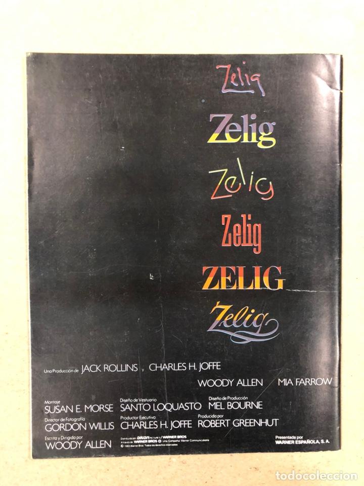 Cine: PAPELES DE CINE CASABLANCA N° 34 (1983). COPPOLA, ROHMER, FELLINI, CINE ESPAÑOL,... - Foto 3 - 240497425