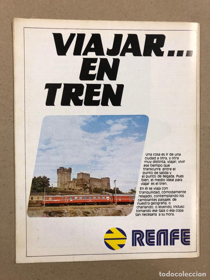 Cine: PAPELES DE CINE CASABLANCA N° 35 (1983). JOHN HUSTON, FESTIVAL DE VENECIA Y SAN SEBASTIÁN,... - Foto 3 - 240497880