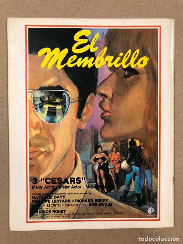Cine: PAPELES DE CINE CASABLANCA N° 37 (1984). JEAN LUC GODARD, RAÜL RUIZ, PEDRO COSTA,... - Foto 3 - 240499565
