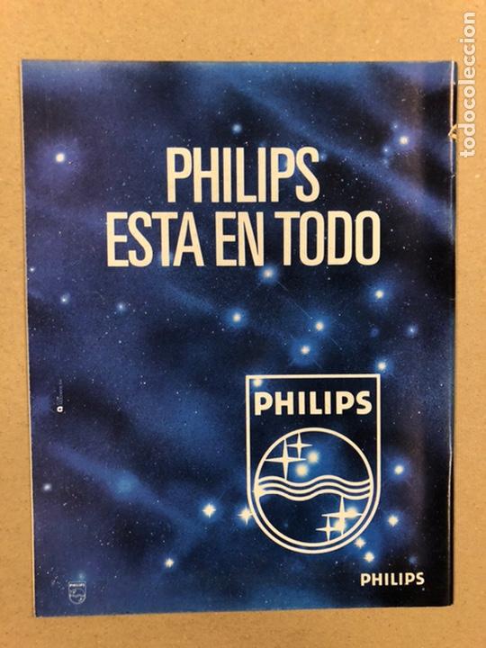 Cine: PAPELES DE CINE CASABLANCA N° 42 (1984). FESTIVAL CANNES '84, MARIO CAMUS, DIRK BOGARDE, VISCONTI,.. - Foto 3 - 240503520