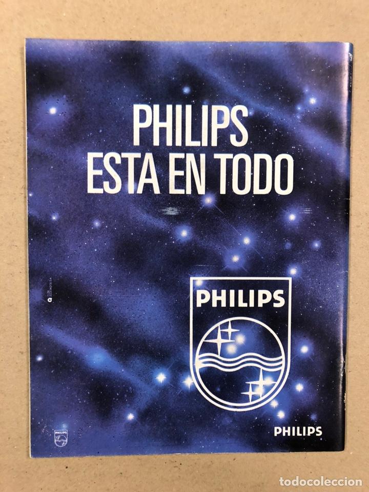 Cine: PAPELES DE CINE CASABLANCA N° 43 (1984). ESPECIAL ALFRED HITCHCOCK, CANNES '84,... - Foto 3 - 240504050