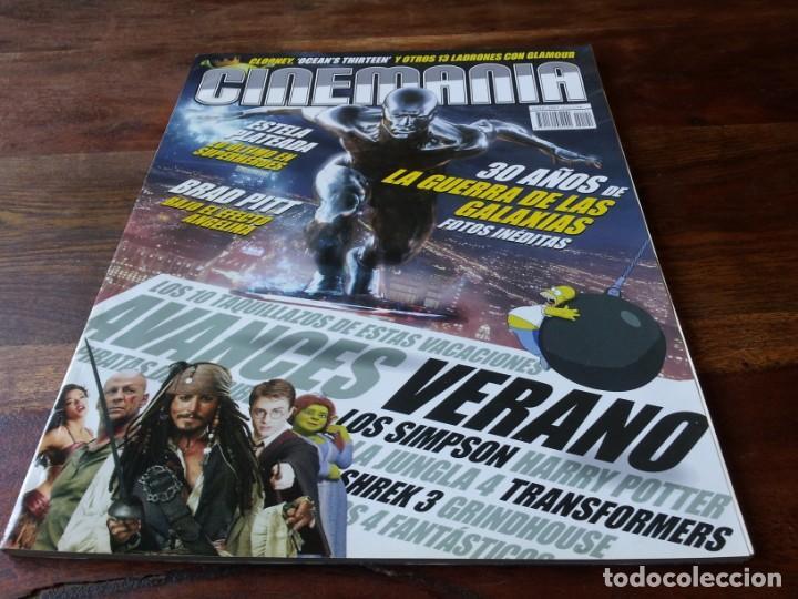 CINEMANIA Nº 141. JUNIO 2007. 30 AÑOS DE LA GUERRA DE LAS GALAXIAS (Cine - Revistas - Cinemanía)