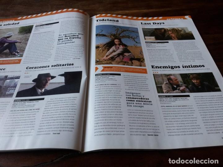 Cine: CINEMANIA Nº 141. JUNIO 2007. 30 AÑOS DE LA GUERRA DE LAS GALAXIAS - Foto 4 - 240703530