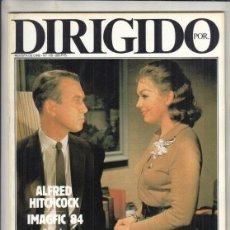Cinema: REVISTA DIRIGIDO POR Nº 115 AÑO 1984. 50 ANIVERSARIO PATO DONALD. IMAGFIC. ALFRED HITCHCOCK.. Lote 241435025