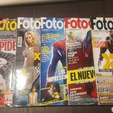 Cine: LOTE REVISTAS - FOTOGRAMAS 1952, 1953, 1963, 2012, 2024, 2036. SUPER HEROES - MARVEL - DC. Lote 241684735