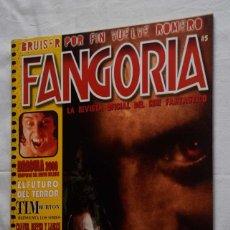 Cine: REVISTA FANGORIA Nº 5 (SEGUNA EPOCA) - 2001. Lote 241690580