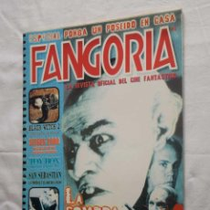 Cine: REVISTA FANGORIA Nº 4 (SEGUNA EPOCA) - 2001. Lote 241691825