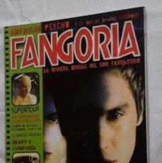 Cine: REVISTA FANGORIA Nº 1 (SEGUNA EPOCA) - 2000. Lote 241692075