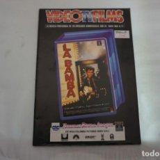 Cinema: REVISTA VIDEO TV FILMS Nº 71. Lote 241864960