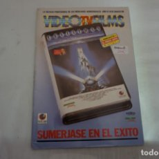 Cinéma: REVISTA VIDEO TV FILMS Nº 92. Lote 241865445