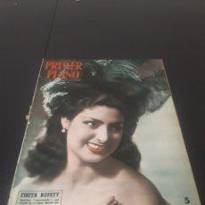 Cine: FINITA RUFETT, LILIANA BONFATTI, ANTONIO CASAL, YVONNE DE CARLO, GARY COOPER, JAEN COCTEAU, BING CRO. Lote 242128610