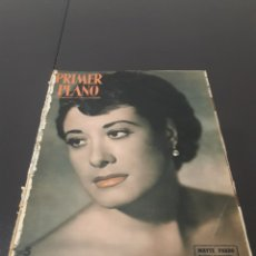 Cine: N° 664. AÑO 1953. MAYTE PARDO,AURORA BAUTISTA, GARY COOPER, AVA GARDNER, FRANK SINATRA, RUTH MOLLY,. Lote 242129810